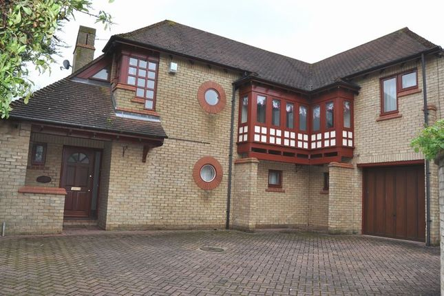 Thumbnail Detached house to rent in Sunningdale, Orton Waterville, Peterborough