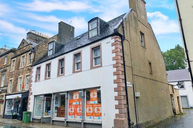 Retail premises for sale in 13, Market Street, East Lothian, Haddington