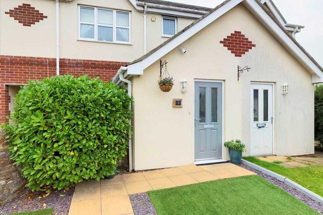 Thumbnail Semi-detached house for sale in Bro-Llechylched, Bryngwran, Isle Of Anglesey