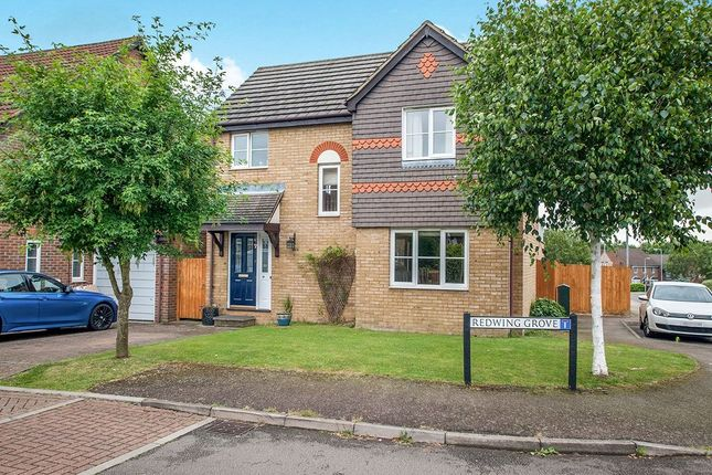 Thumbnail Detached house for sale in Redwing Grove, Abbots Langley