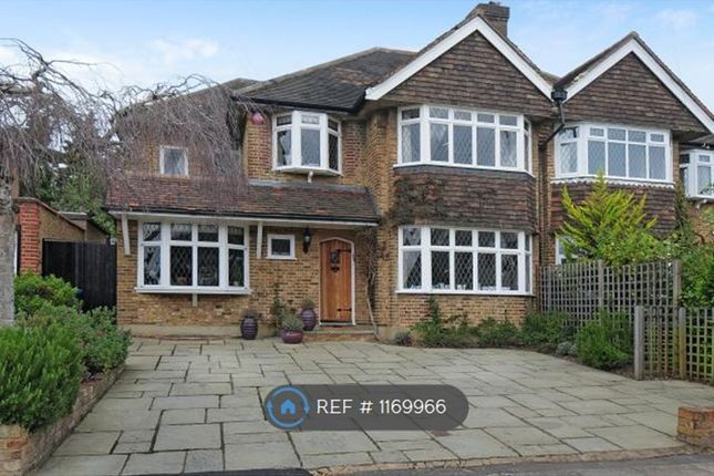 Thumbnail Semi-detached house to rent in Snaresbrook Drive, Stanmore