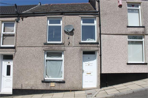 Thumbnail Terraced house to rent in Carmel Street, Treherbert, Treorcy, Rhondda Cynon Taf.