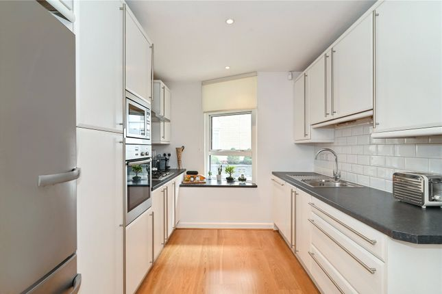 Kitchen of Chandlers Mews, London E14