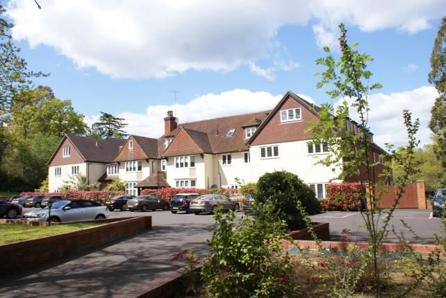 Thumbnail Flat for sale in Heath House Road, Worplesdon, Surrey