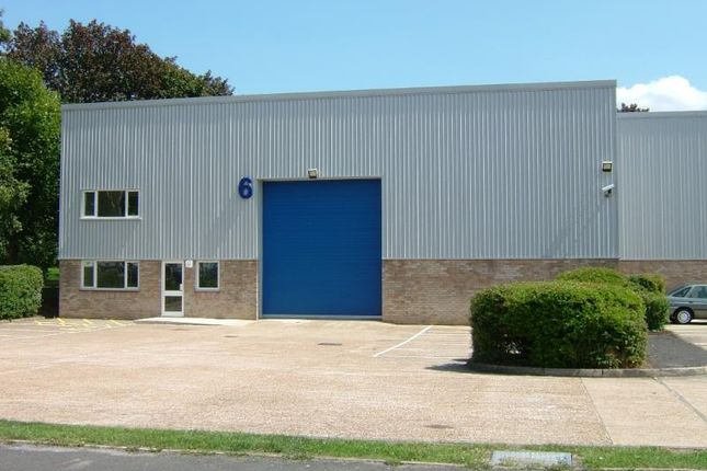 Thumbnail Industrial to let in Unit 6, Stanstead Road Trade Park, Goodwood Road, Eastleigh