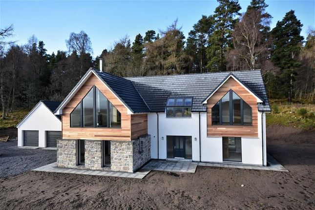 Thumbnail Detached house for sale in Broomhill, Nethy Bridge