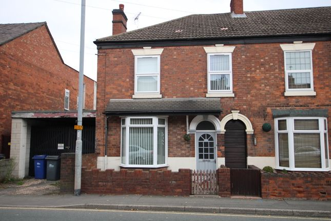 3 bed end terrace house to rent in Horninglow Road, Burton-On-Trent DE14