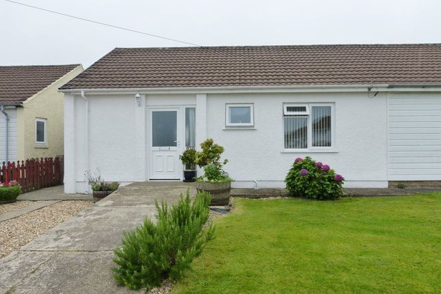 Thumbnail Bungalow to rent in Maesyfrenni, Crymych, Pembrokeshire
