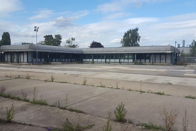 Thumbnail Light industrial for sale in Former Builders Yard & Offices, Pipe Lane, Southam Road, Banbury