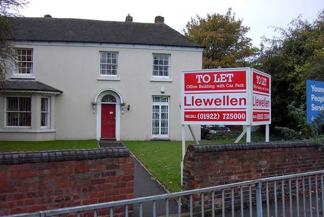 Thumbnail Commercial property to let in Yemscroft Flats, Lichfield Road, Rushall, Walsall