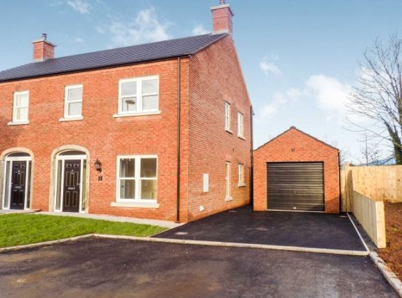 Thumbnail Semi-detached house to rent in 2 King's Oak Mews, Maze, Lisburn