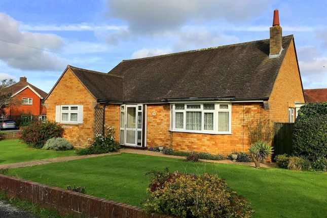 Thumbnail Detached bungalow for sale in Downs Road, Lower Willingdon, Eastbourne