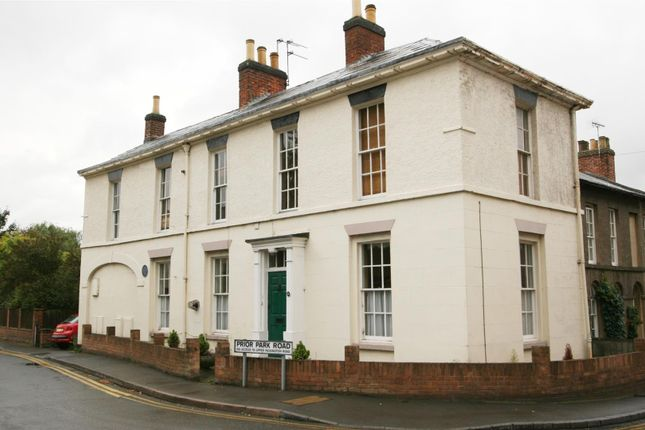 Thumbnail Flat for sale in South Street, Ashby-De-La-Zouch