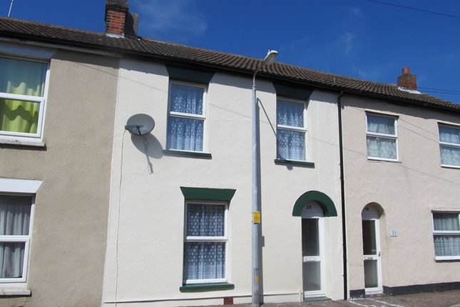 Thumbnail Terraced house to rent in Ingestre Street, Harwich