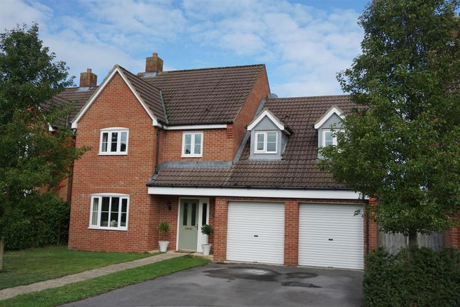 Thumbnail Detached house for sale in Witchcombe Close, Great Cheverell, Devizes