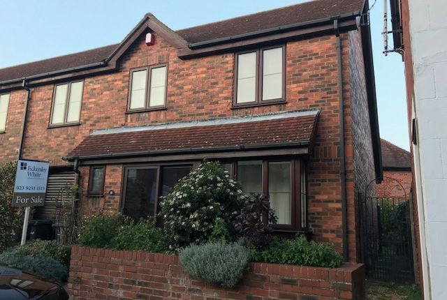Thumbnail Semi-detached house to rent in Anglesey Arms Road, Gosport, Hampshire