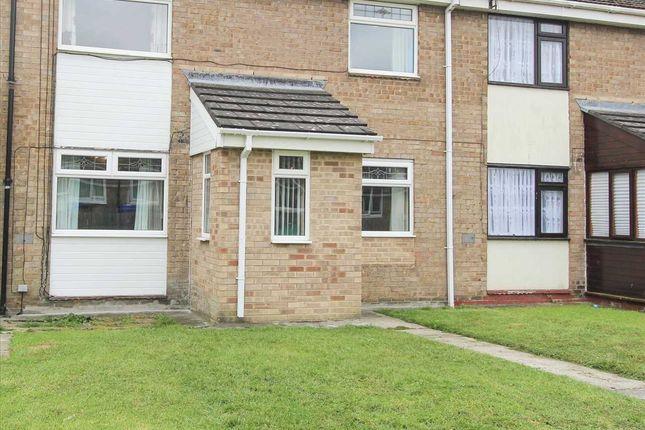 Thumbnail Terraced house for sale in Akeld Close, Hall Close, Cramlington