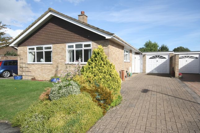 Thumbnail Detached bungalow for sale in Elkhams Close, Everton