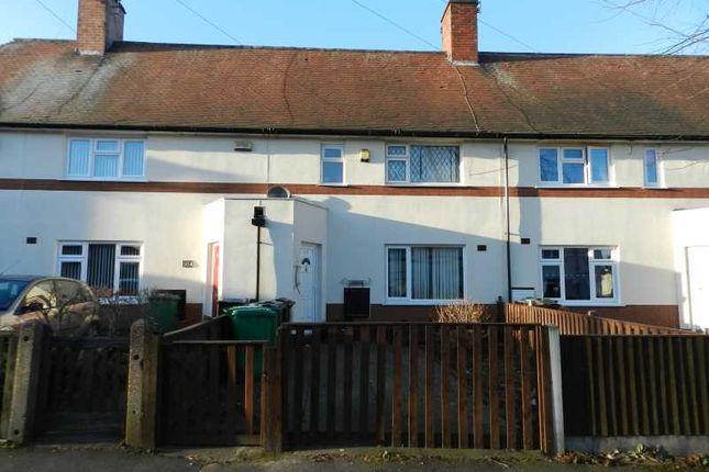 Thumbnail Flat for sale in Longford Crescent, Nottingham