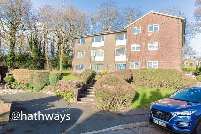 Thumbnail Flat to rent in Paddock Rise, Llanyravon, Cwmbran