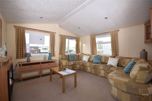 Lounge of Sunnydale Holiday Park, Sea Lane, Saltfleet LN11
