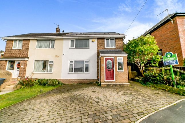 Thumbnail Semi-detached house for sale in St. Marys Close, Blackhill, Consett