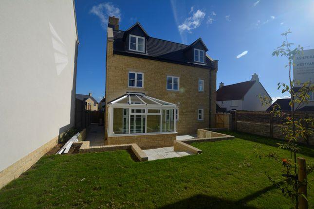 Thumbnail Detached house for sale in West Farm, Faulkland
