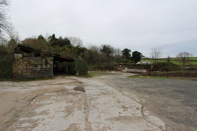 Thumbnail Land for sale in Sparkwell, Plymouth