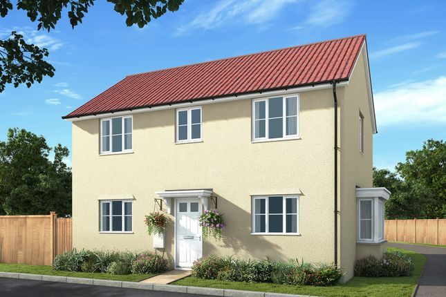 Thumbnail Detached house for sale in Gipping Road, Great Blakenham, Ipswich