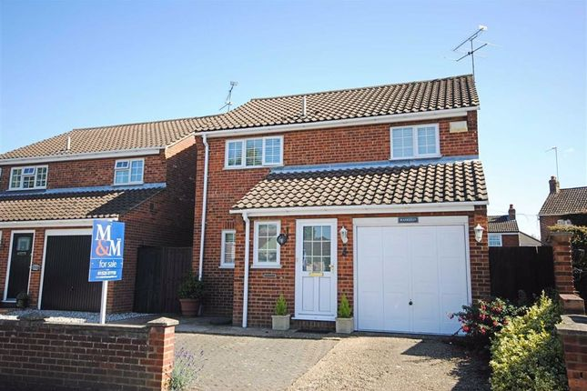 Thumbnail Detached house for sale in Plantation Road, Heath And Reach, Leighton Buzzard