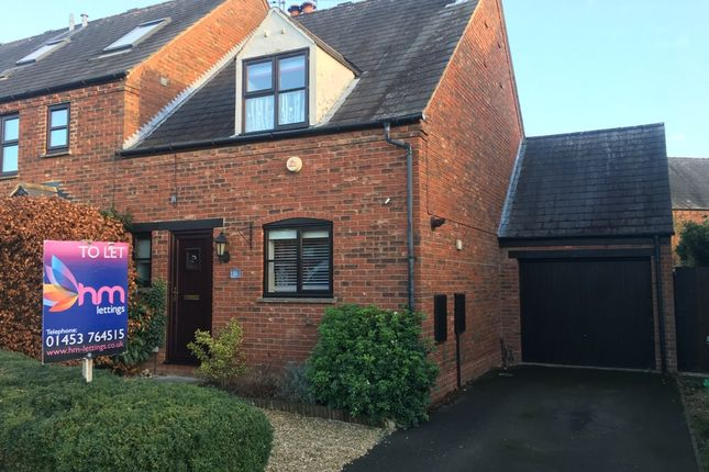 Thumbnail Semi-detached house to rent in Bishops Cleeve, Bishops Cleeve
