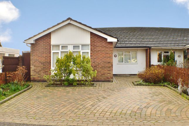 Thumbnail Semi-detached bungalow for sale in Jacqueline Gardens, Billericay