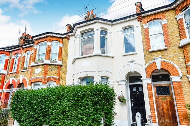 Thumbnail Terraced house for sale in Knighton Road, London