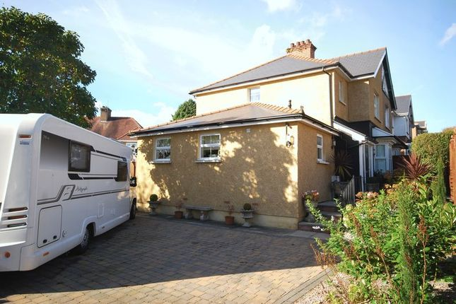 Thumbnail Semi-detached house for sale in Penywern Road, Bryncoch, Neath