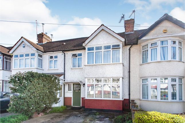 Terraced house for sale in Brook Drive, Harrow