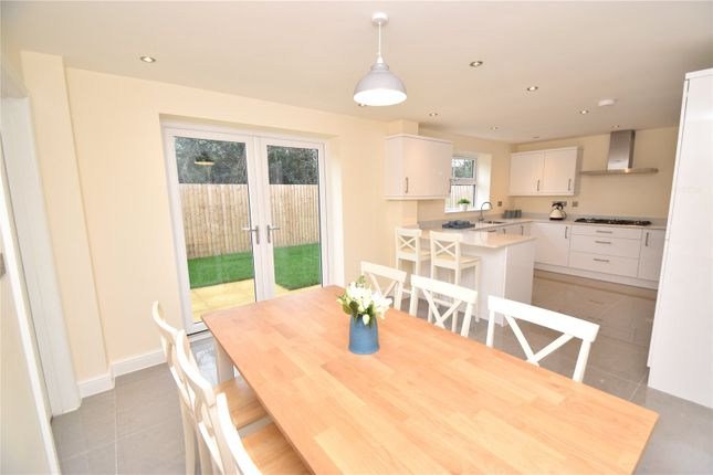Thumbnail Detached house for sale in Cherry Blossom Close, Hanley Swan, Worcester