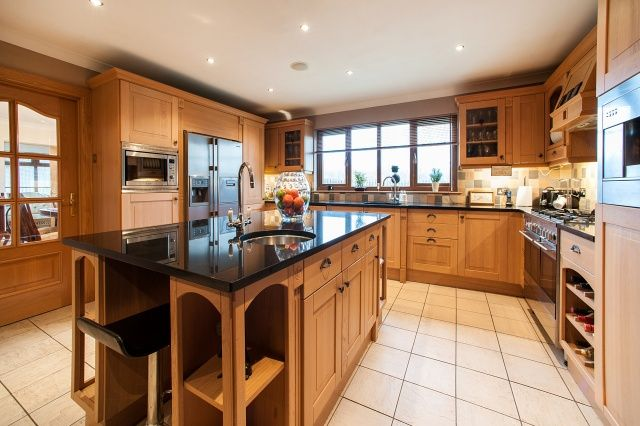 Thumbnail Detached house for sale in Woodlands View, Stonehouse, Larkhall, South Lanarkshire