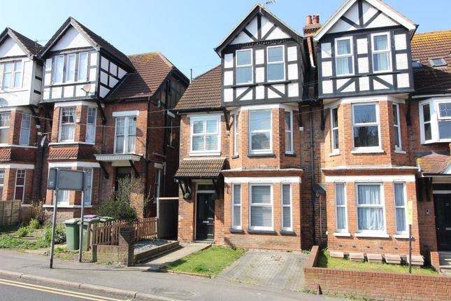 Thumbnail Semi-detached house for sale in Radnor Park Road, Folkestone, Kent