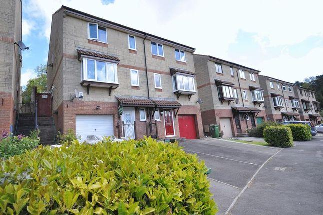 Thumbnail Semi-detached house for sale in Daneacre Road, Radstock