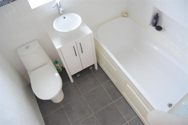 Bathroom of Marina Terrace, Golcar, Huddersfield HD7