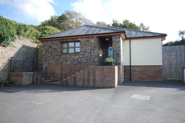 Thumbnail Detached bungalow for sale in Slade, Bideford