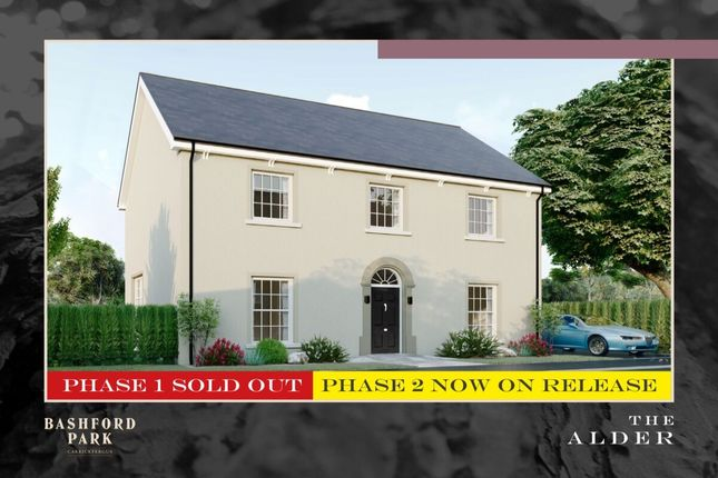 Thumbnail 4 bed detached house for sale in Bashford Park, Carrickfergus