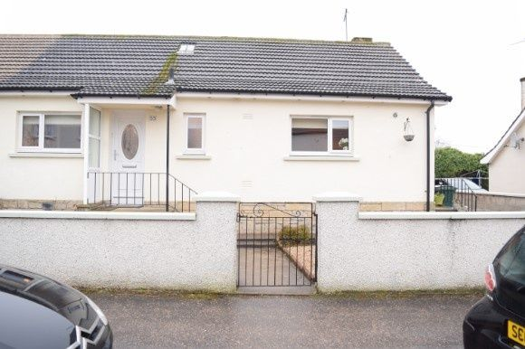 Thumbnail End terrace house to rent in Murrayfield, Fochabers
