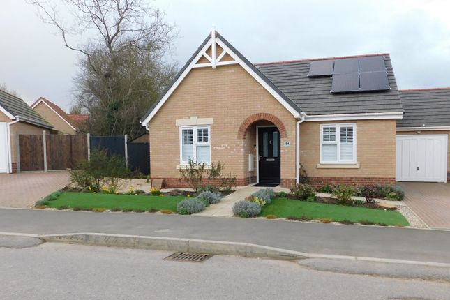 Detached bungalow for sale in Coppersmith, Combs, Stowmarket