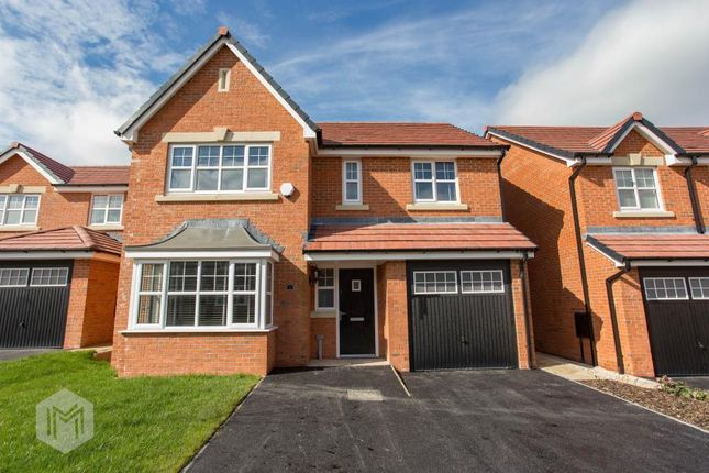 Thumbnail Detached house to rent in Inveraray Avenue, Blackrod, Bolton
