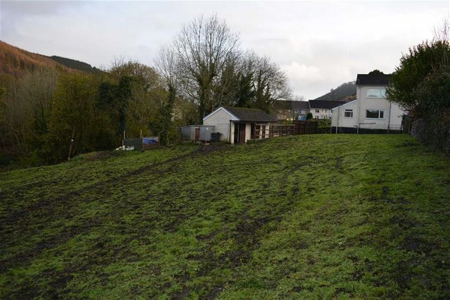 Thumbnail Land for sale in Perthygleision, Aberfan, Merthyr Tydfil