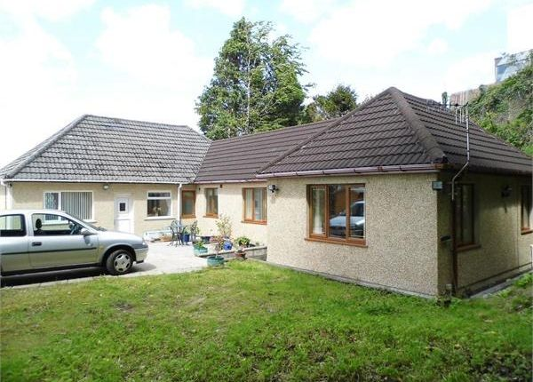 Thumbnail Detached house for sale in Greenacre Bungalow, Crynallt Road, Neath