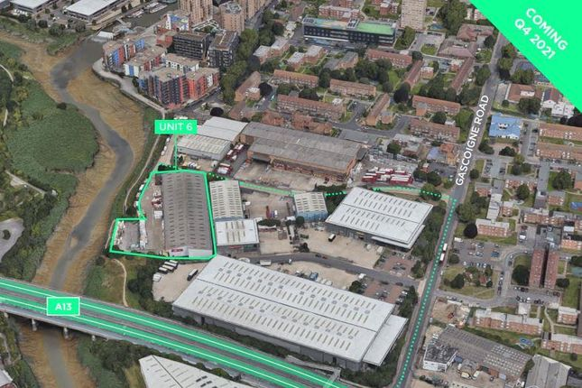 Thumbnail Warehouse to let in Unit 6 Valor Park East Circular, Gascoigne Road, Barking, Greater London