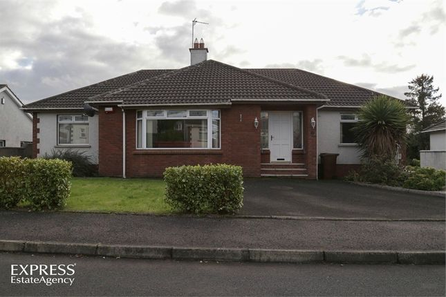 Thumbnail Detached house for sale in Knockhill Park, Ballymoney, County Antrim