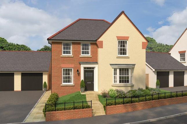 """Thumbnail Detached house for sale in """"Holden"""" at Northfield Lane, Barnstaple"""